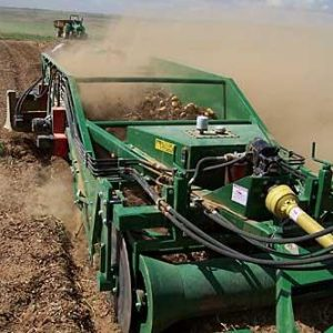 Windrow Harvesters